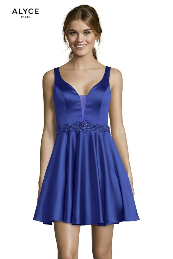 Alyce Paris Dress 1464