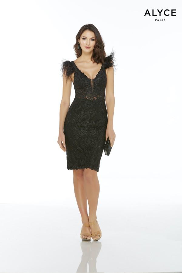Alyce Paris JDL Dress 27403