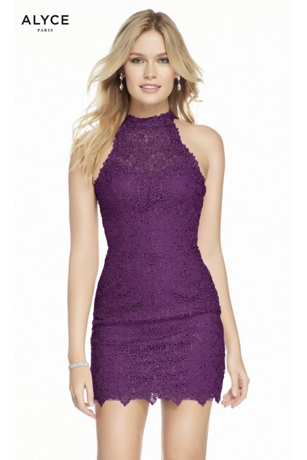 Alyce Paris Dress 4440
