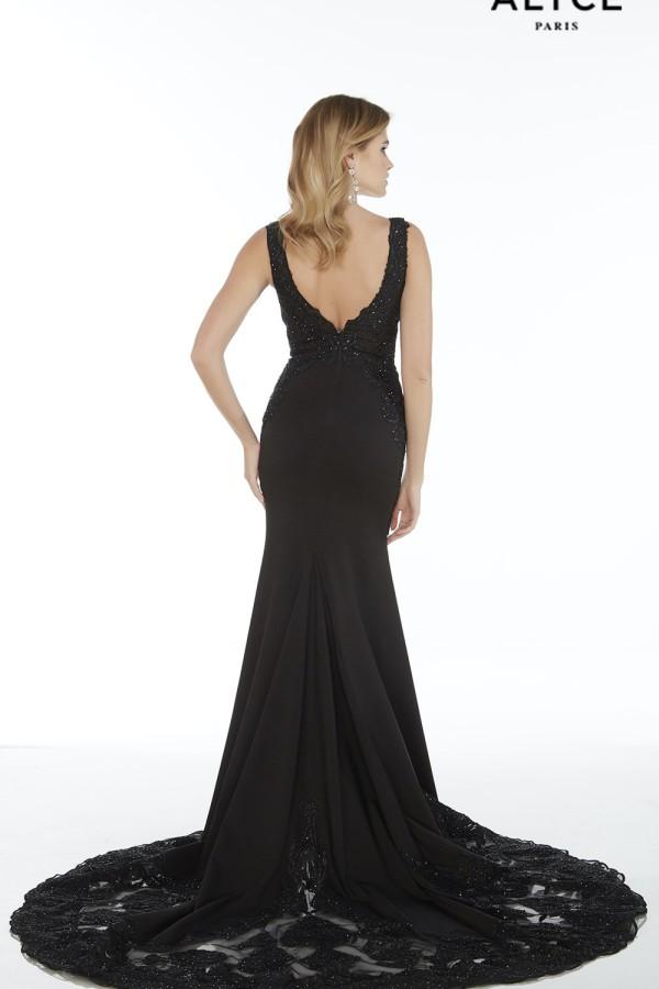 Alyce Paris Black Label Dress 5065