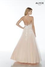 Alyce Paris Black Label Dress 5087
