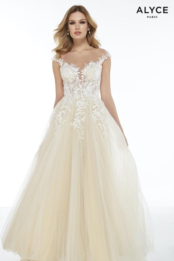 Alyce Paris Black Label Dress 5090