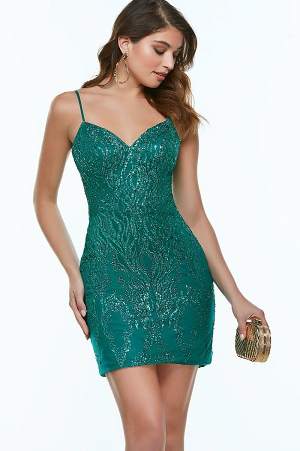 Alyce Paris Dress 4358