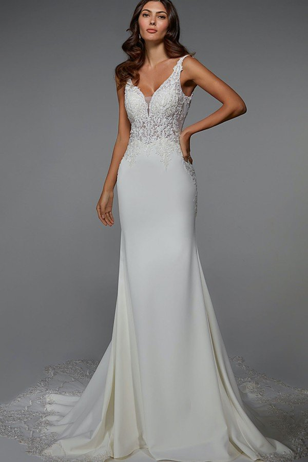 Alyce Paris Dress 7027