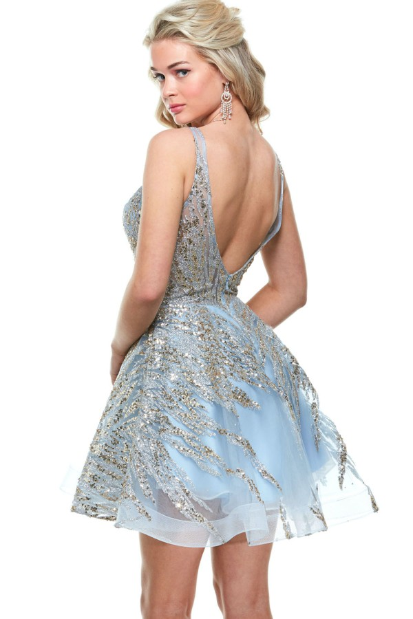 Alyce Paris Dress 3947
