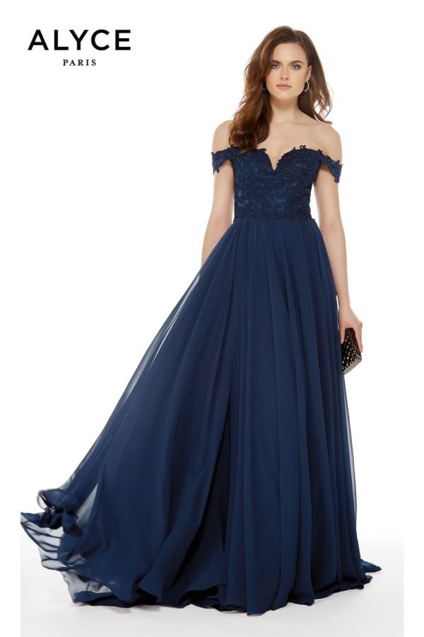 Alyce Paris Dress 27018