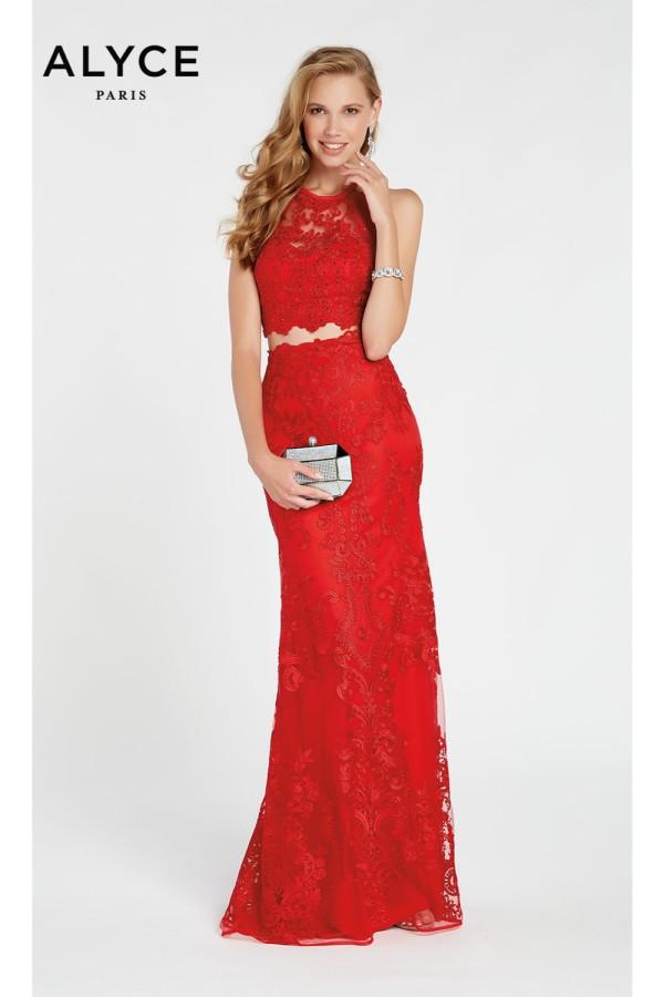 Alyce Paris Dress 60487