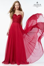 Alyce Paris Dress 6684