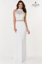 Alyce Paris Dress 6737