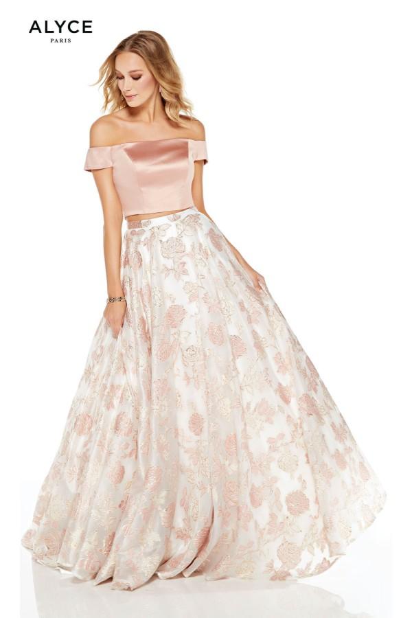 Alyce Paris Secret Dress 1503