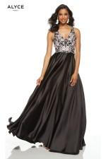 Alyce Paris Dress 60645