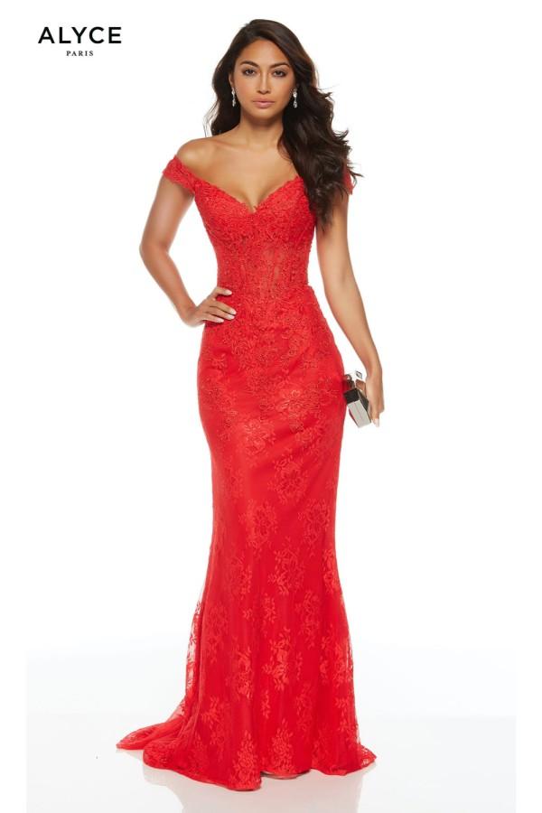 Alyce Paris Dress 60650