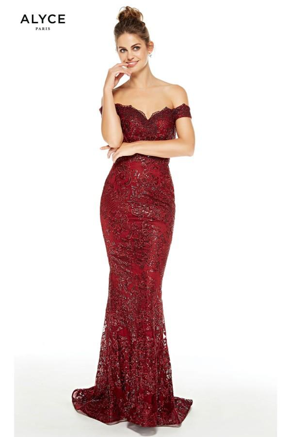 Alyce Paris Dress 60651