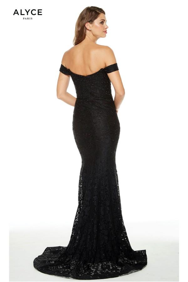 Alyce Paris Dress 60652