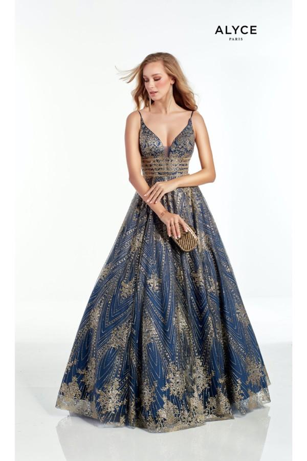 Alyce Paris Dress 60870