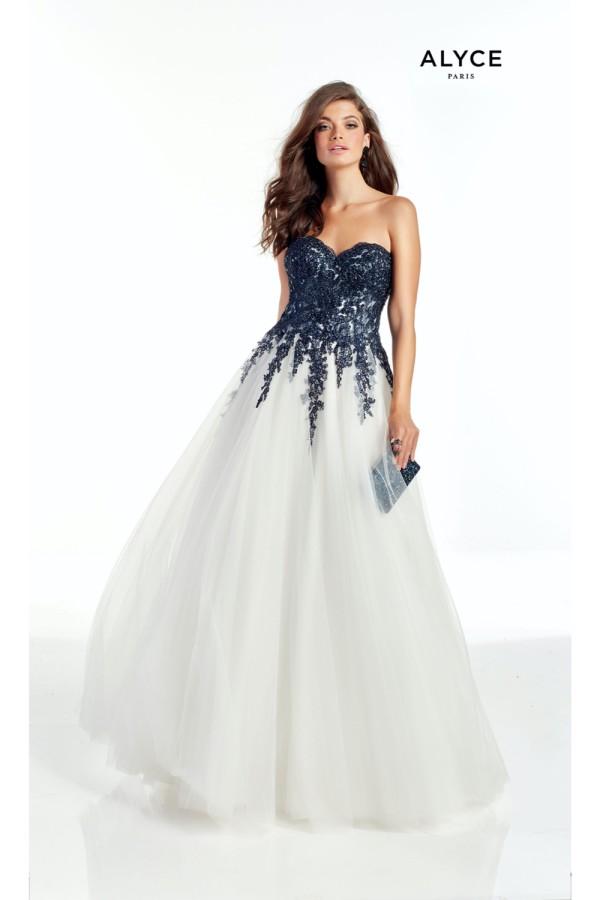 Alyce Paris Dress 60890