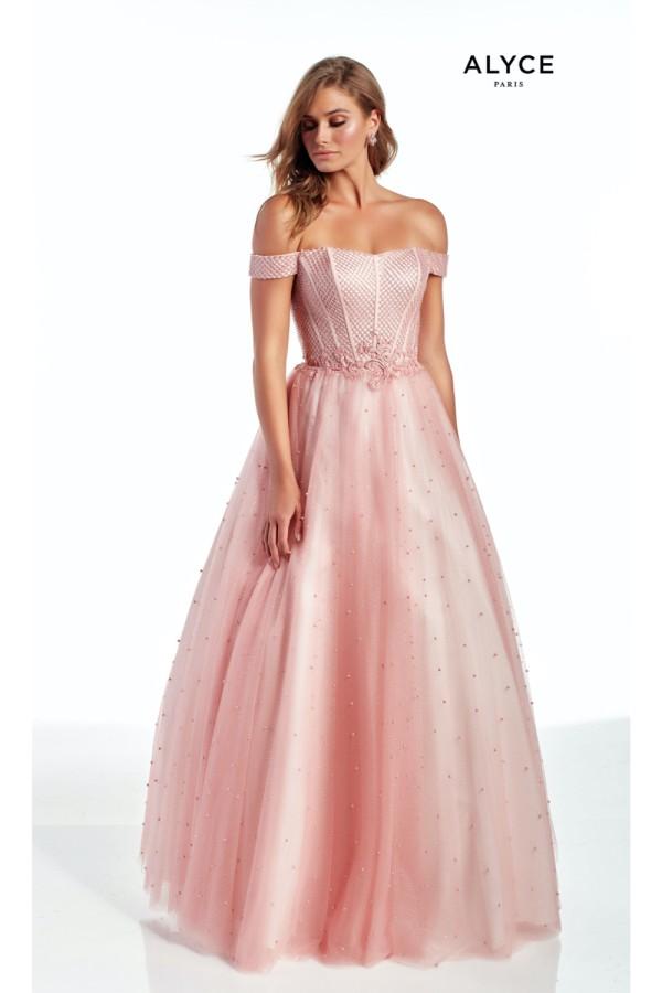 Alyce Paris Dress 60899