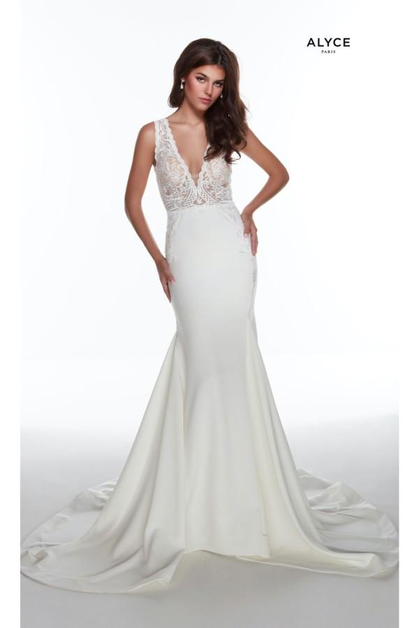 Alyce Paris Dress 7016