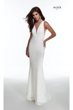 Alyce Paris Dress 7019