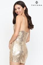 Faviana Dress S10603