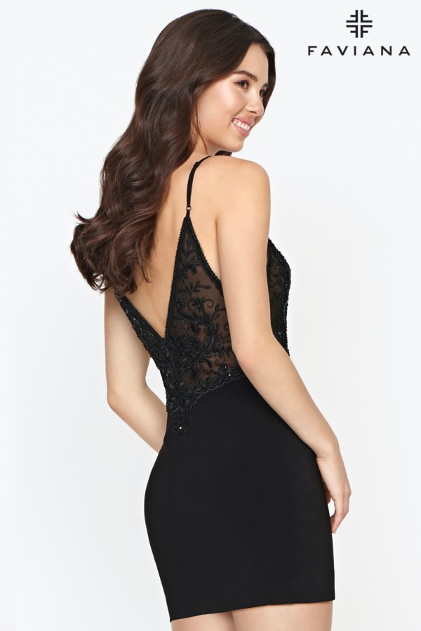 Faviana Dress S10618
