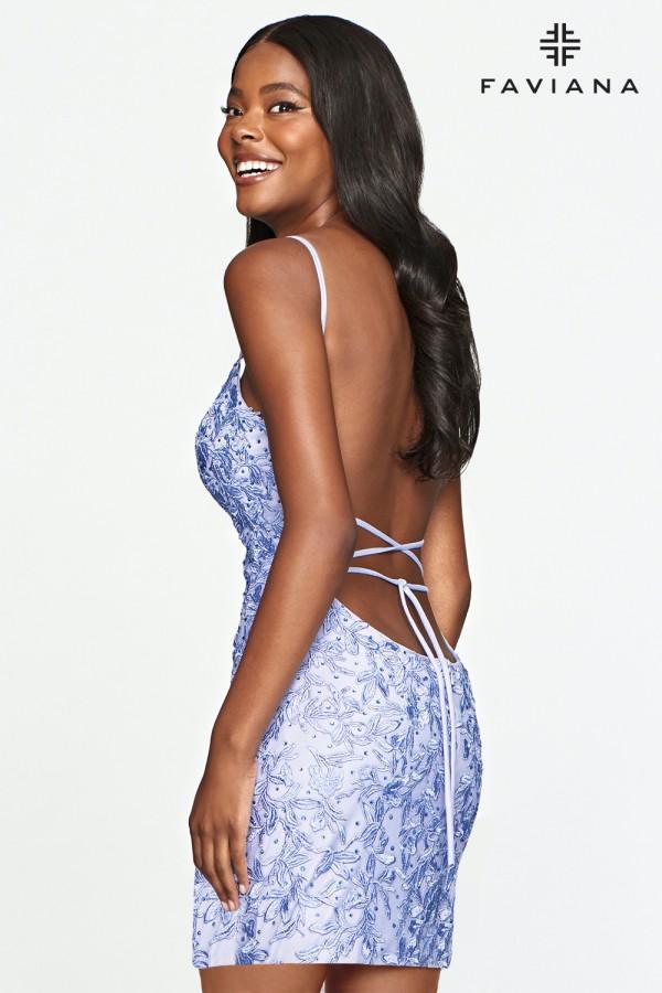 Faviana Dress S10626