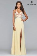 Faviana Dress 10000