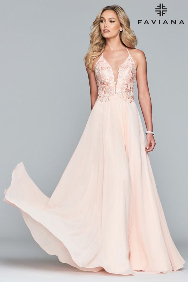 Faviana Dress 10201