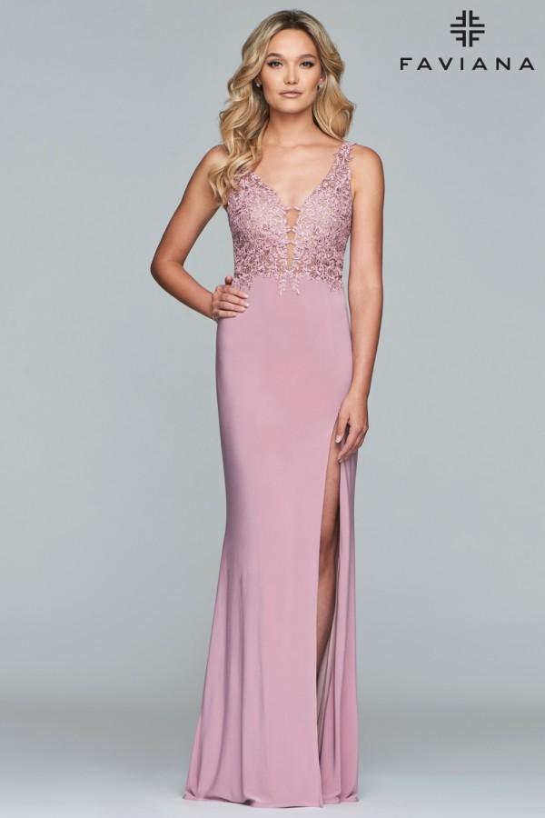 Faviana Dress 10204