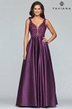 Faviana Dress 10251
