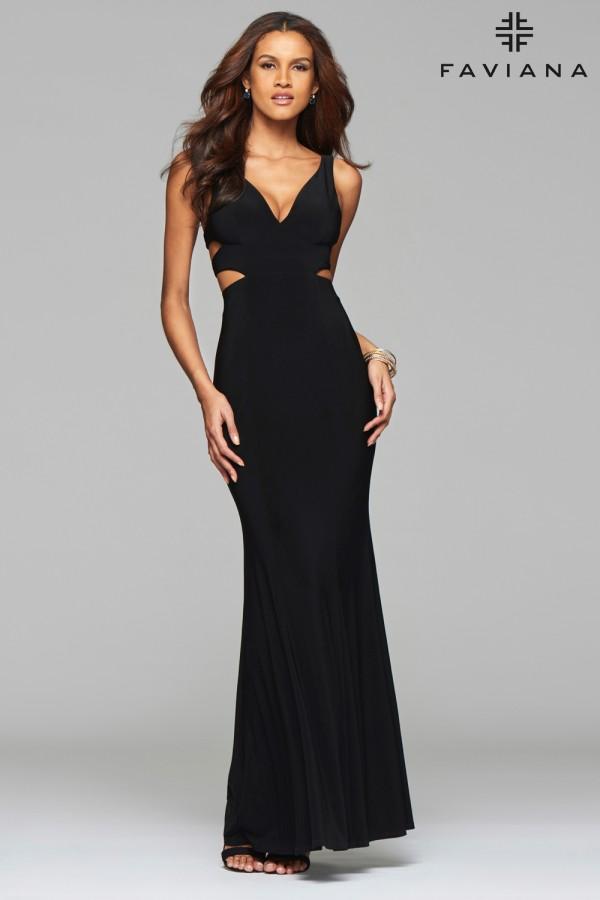 Faviana Dress 7541