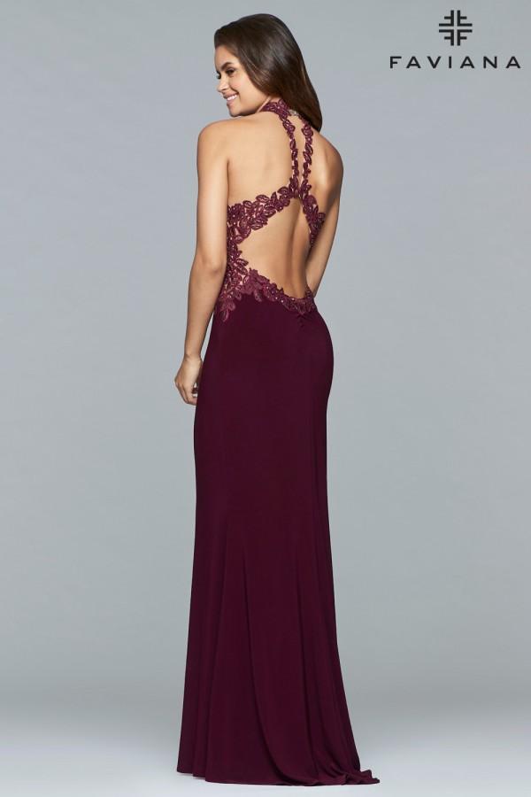 Faviana Dress 7750