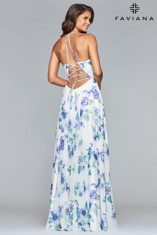 Faviana Dress 7946
