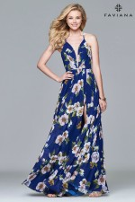 Faviana Dress 7946