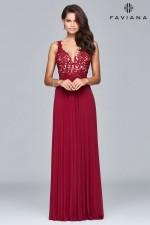 Faviana Dress 8000