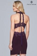 Faviana Dress 8071