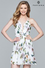 Faviana Dress 8093