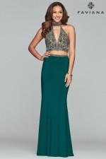 Faviana Dress S10003