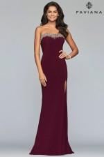 Faviana Dress S10200