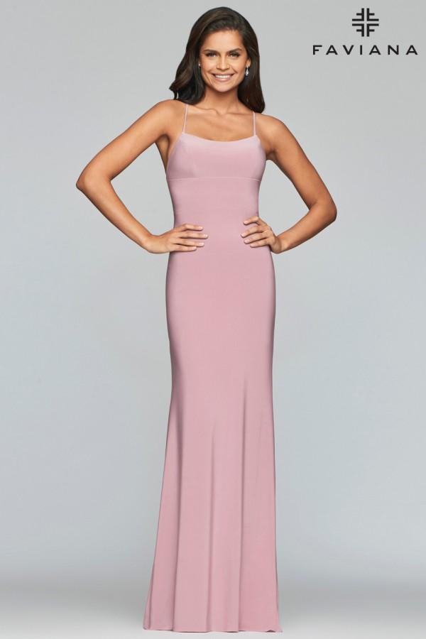 Faviana Dress S10205