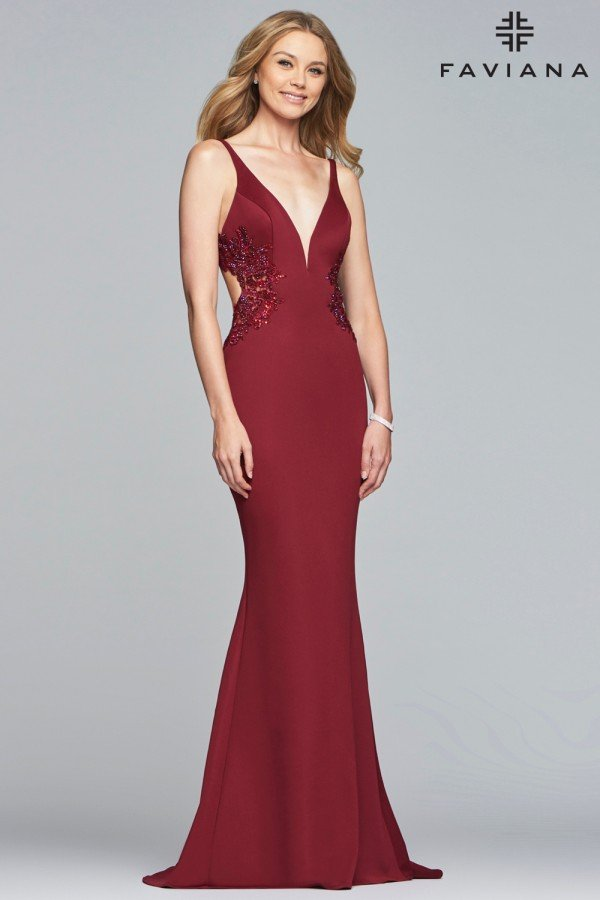 Faviana Dress S10226