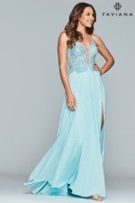 Faviana Dress S10228