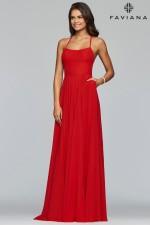 Faviana Dress S10233