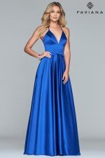 Faviana Dress S10252