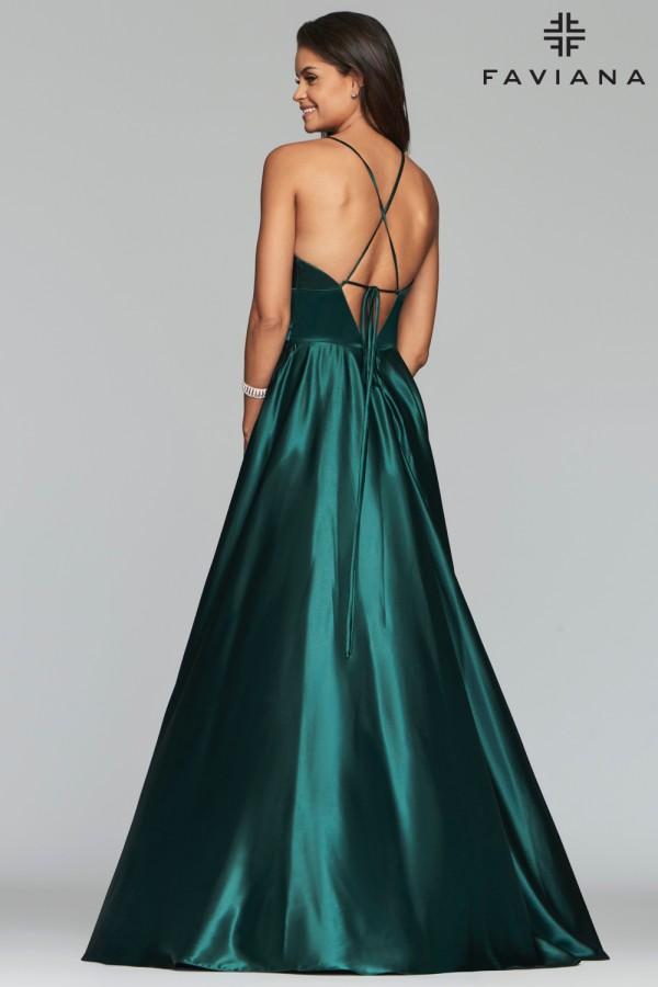 Faviana Dress S10255