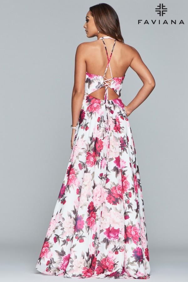Faviana Dress S10278