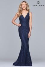 Faviana Dress S8089